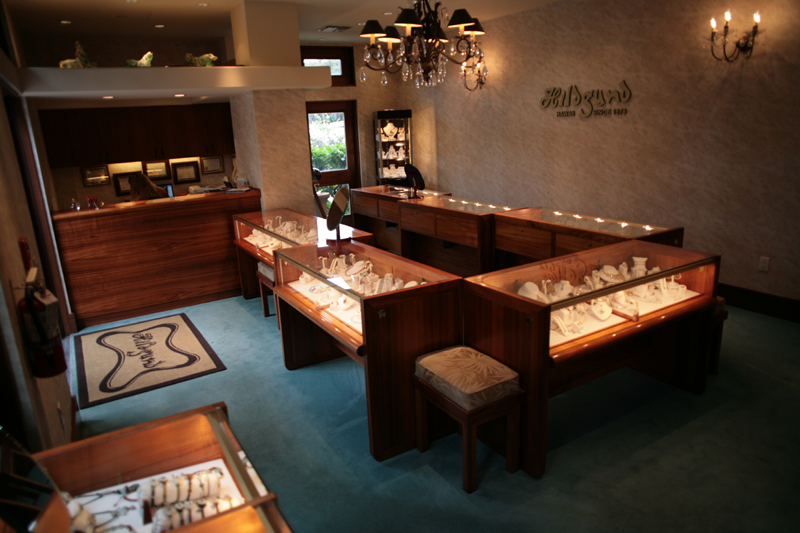 Hildgund Jewelry Boutique 2008, Four Seasons Resort Hualalai, Hawaii